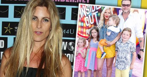 Dean mcdermott owes child support