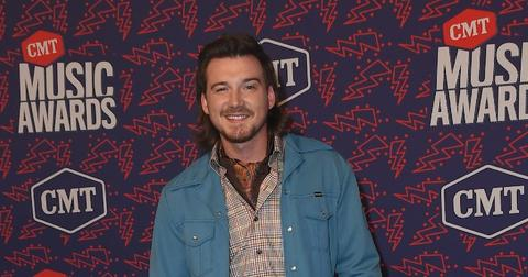 Morgan Wallen at the 2019 CMT Music Awards inside the Bridgestone