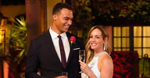 Dale Moss and Clare Crawley The Bachelorette