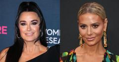 Kyle Richards and Dorit Kemsley