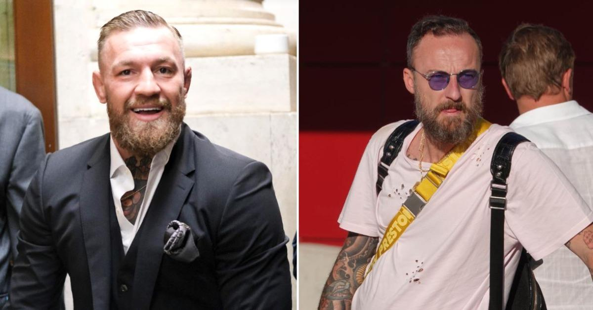 ufc fighter conor mcgregor allegedly breaks djs nose in unprovoked attack