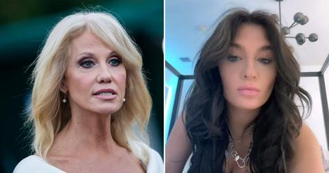 kellyanne conway investigated police claudia nude photo pf