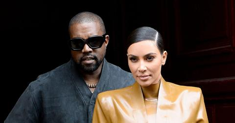 Kanye West 'Fighting To Save' His Marriage To Kim Kardashian
