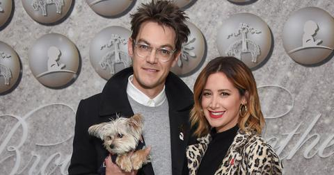 Oh, Mama! [Ashley Tisdale] Is Expecting Baby No. 1 With Husband [Christopher French]