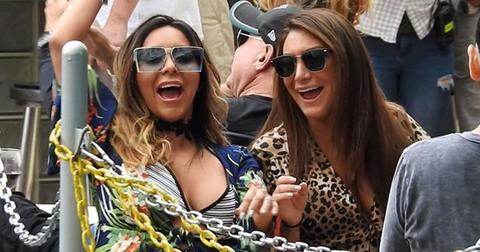 jersey shore family vacation wildest pics reunion pp