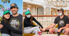 shailene woodley and aaron rodgers visit walt disney world resort ok