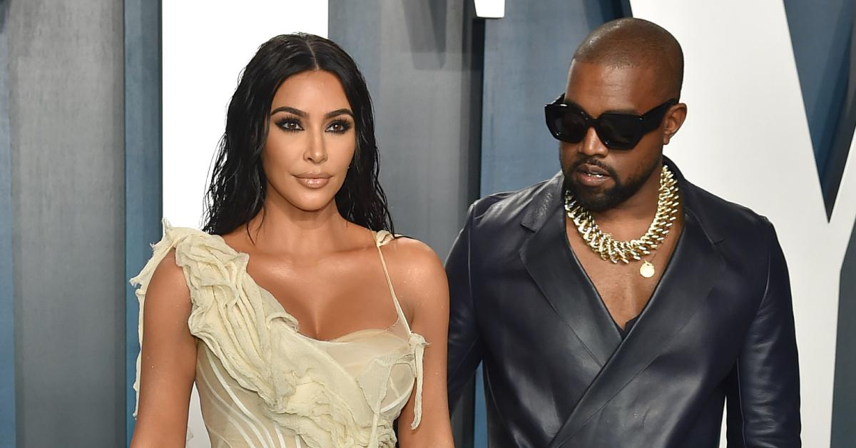 Kanye West Had Plans Of Moving With Kim Kardashian To Atlanta Before Their 'Divorce'