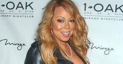 Mariah Carey Hits The Turntables In Vegas