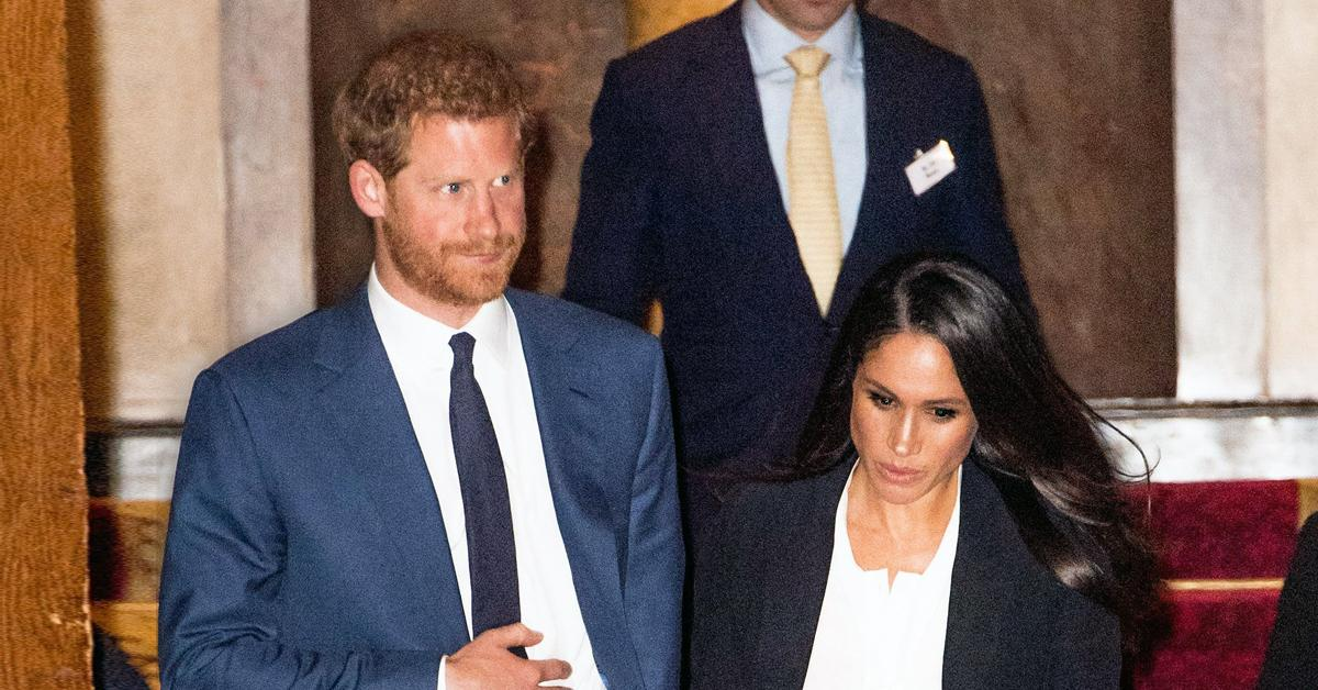 prince harry meghan markle condemn reporters predatory practices investigator illegaly obtained data pf