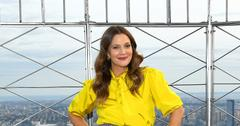 The Empire State Building hosts Drew Barrymore-NYC