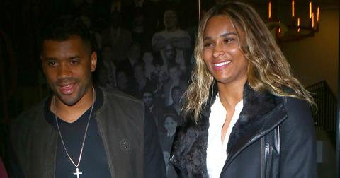 Ciara and Russell Wilson Spotted at Catch Restaurant