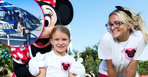 Britney Spears Niece Maddie Aldridge Hospital Recovered Long 2