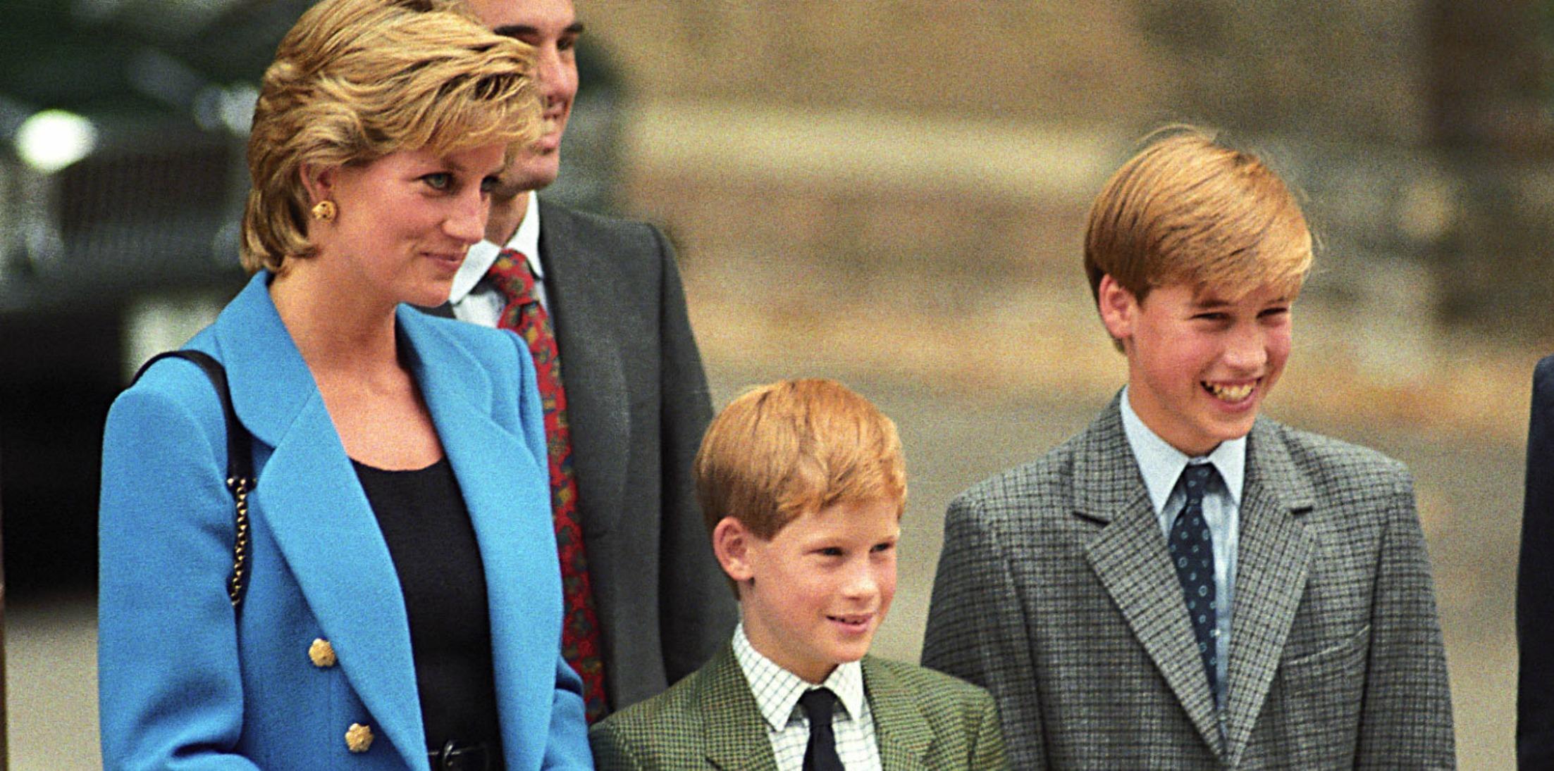 prince William prince harry princess diana documentary long