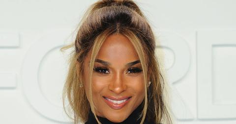 Pregnant Ciara Reveals She's Struggling With Morning Sickness