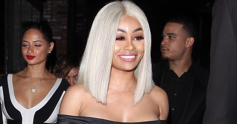 Blac chyna amber rose sex scandal