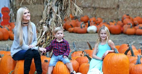 Flip Or Flop Christina El Moussa Pumpkin Patch Children Photos hero