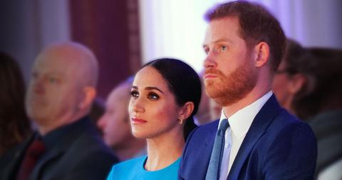 Prince Harry And Meghan Markle TIME Event Talk Stressed On The Need For A Safe Online Space