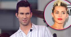 the voice feud miley cyrus and adam levine premiere