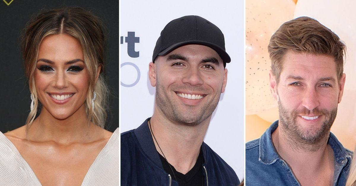 jana kramer hard bumping into ex mike caussin night out jay cutler