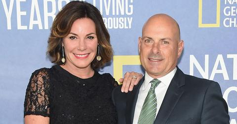 LuAnn de Lesseps Real Housewives New York Tom DAgostino Cheated Long