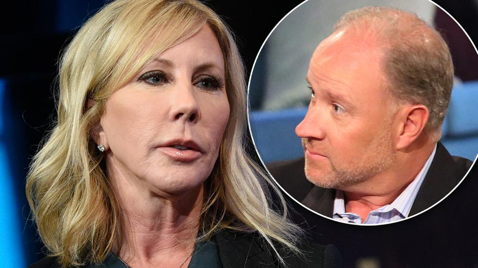 Vicki guvnalson lying brooks ayers cancer scandal