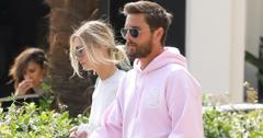 *EXCLUSIVE* Scott Disick spends the afternoon with another new mystery girl