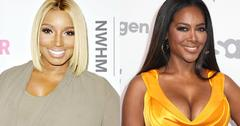 Nene Leakes Kenya Moore Red Carpet Blowout Fight Filming Feud