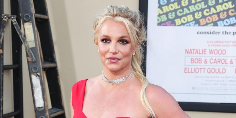 Britney Spears at World Premiere Of Sony Pictures' 'Once Upon a Time In Hollywood'