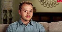 Counting on josiah duggar kissing his hand wedding video pp