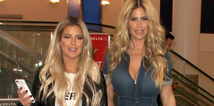 Brielle biermann new boyfriend kim zolciak approves