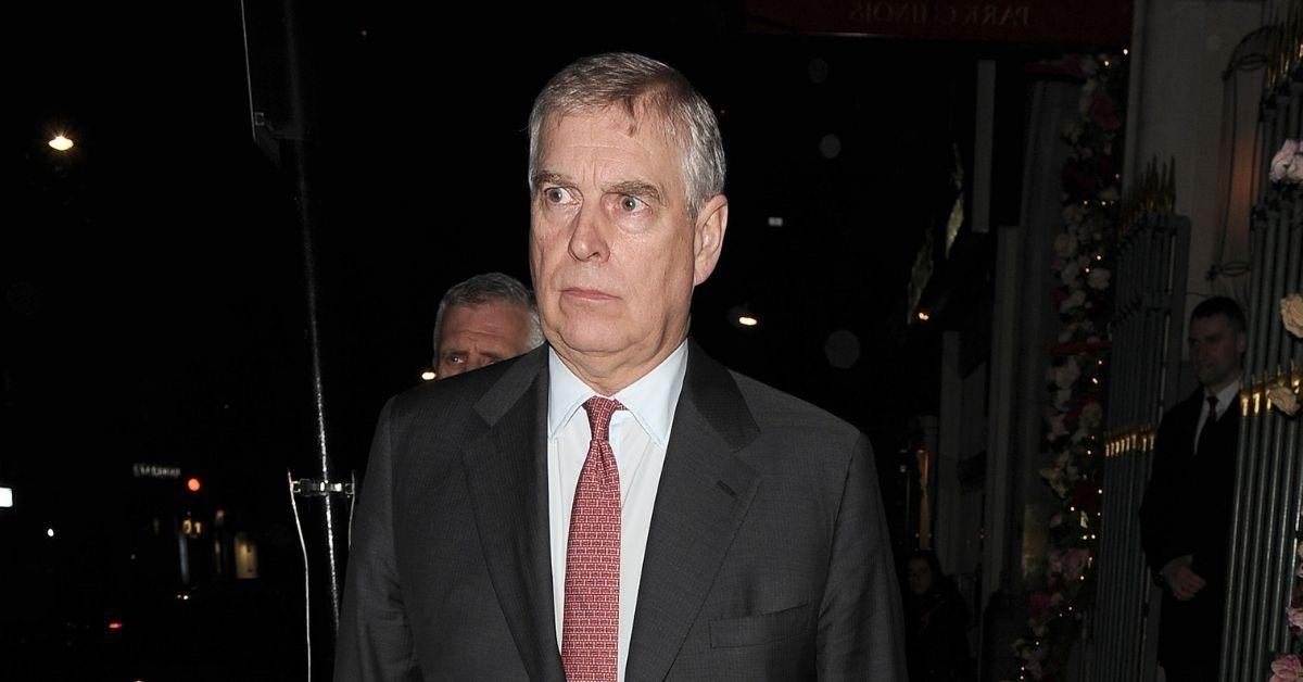 prince andrew offered  million jeffrey epstien lie detector test