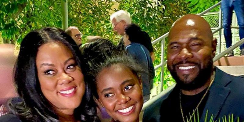 Lela Rochon And Antoine Fuqua With Daughter Asia Together Cheating Scandal