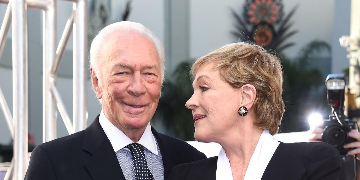 'I Have Lost A Cherished Friend': Julie Andrews Mourns Late 'Sound Of Music' Costar Christopher Plummer