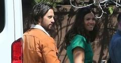 This Is Us Season Two Mandy Moore Milo Ventimiglia Filming Pics Long
