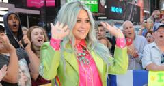 Kesha New Album Rainbow GMA Photos Long
