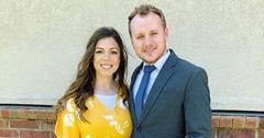 Josiah Lauren Duggar Engagement Anniversary PP
