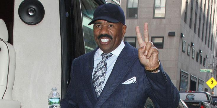 Steve HArvey Taxes