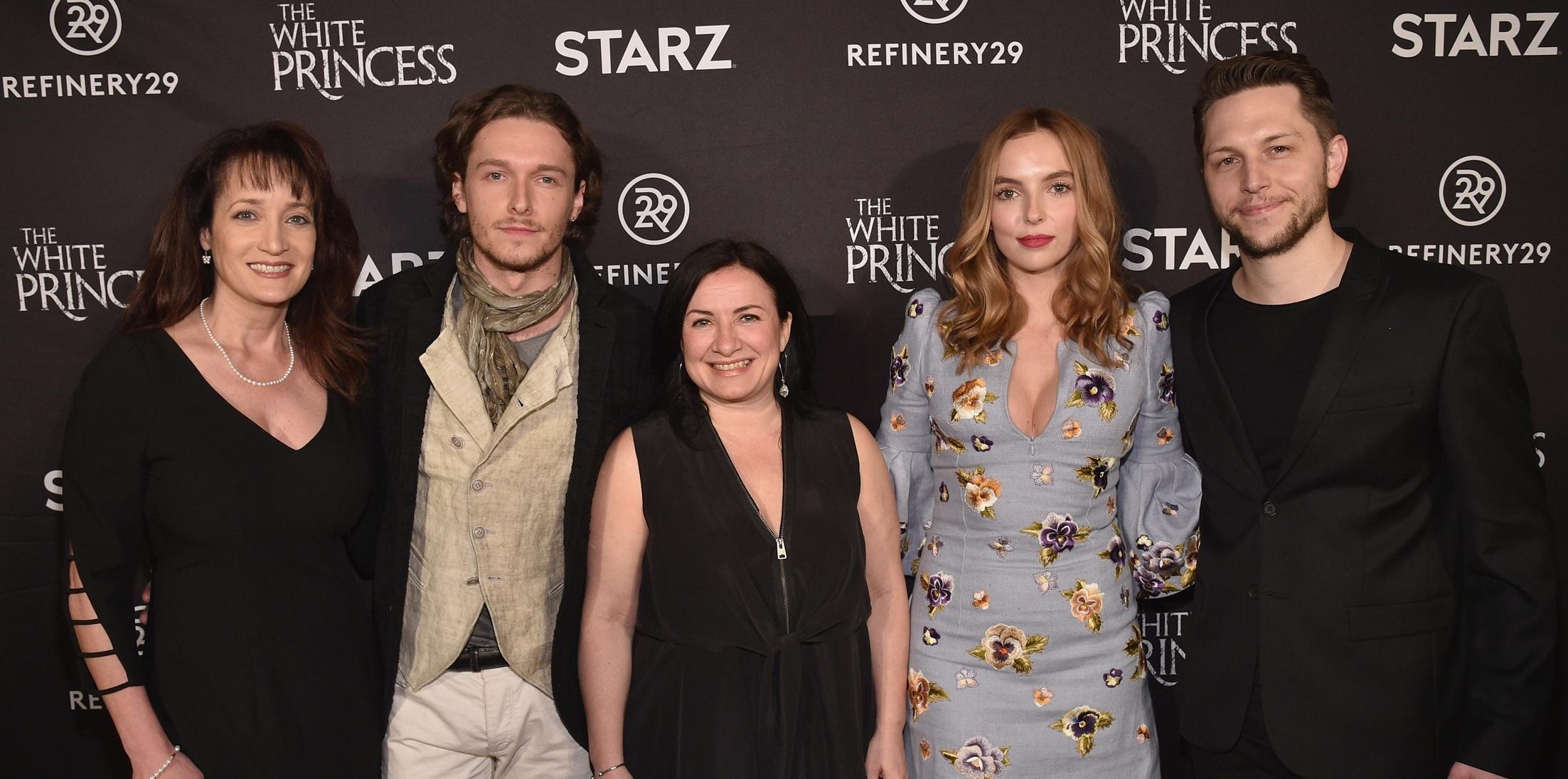 """New York Special Screening Event Of STARZ """"The White Princess"""" Hosted By STARZ & Refinery29"""