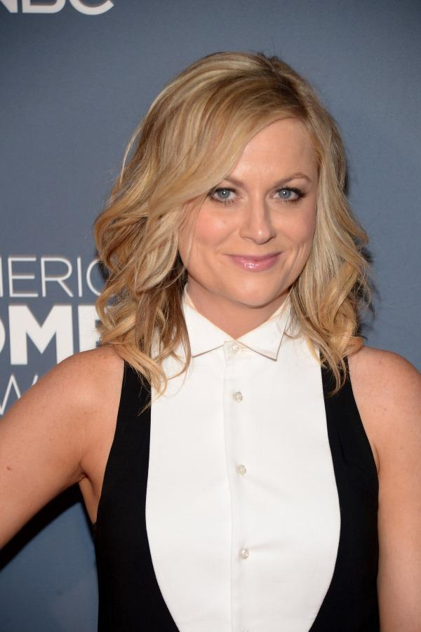 Amy Poehler at the American Comedy Awards