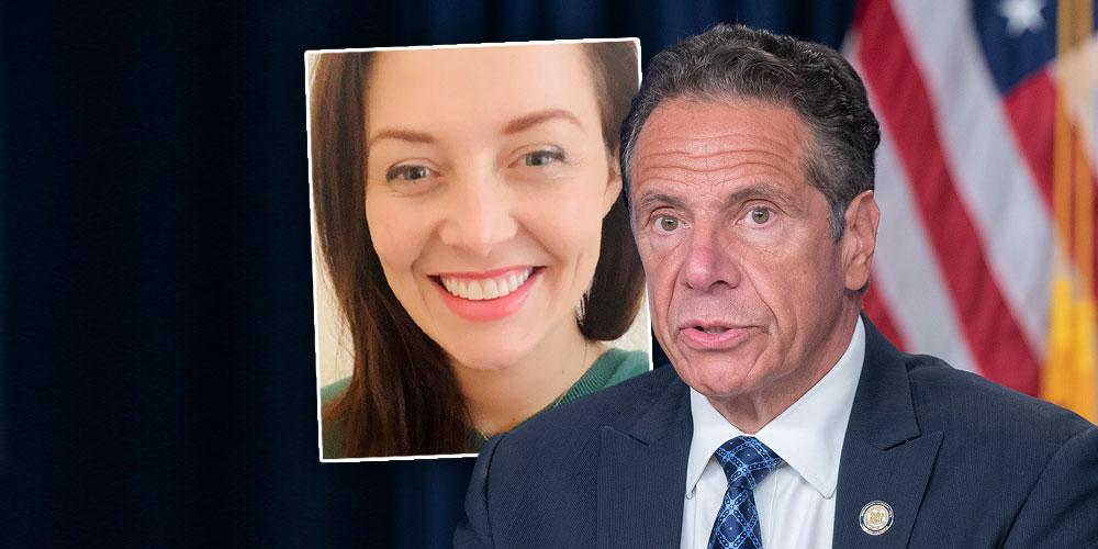 Lindsey Boylan accuses Andrew Cuomo of sexual harassment