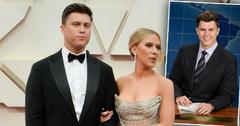 Colin Jost Back At Work, Day's After Marrying Scarlett Johansson