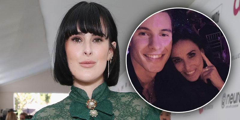Demi Moore Shawn Mendes PP