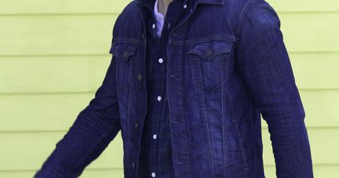 Ryan Reynolds On The Set Of 'Mississippi Grind'