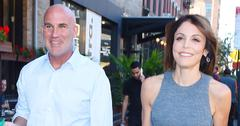 """Bethenny Frankel and new boyfriend Dennis Shields get dinner at the """"Spice Market"""" in the Meatpacking, NYC"""
