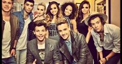 Little Mix and One Direction