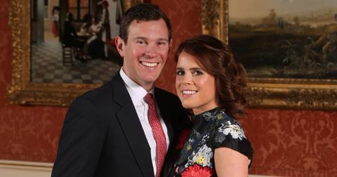 Princess Eugenie Engaged Royal Wedding Pics PP