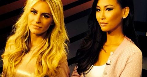 Morgan Stewart and Dorothy Morgan of E!'s #RichKids of Beverly Hills