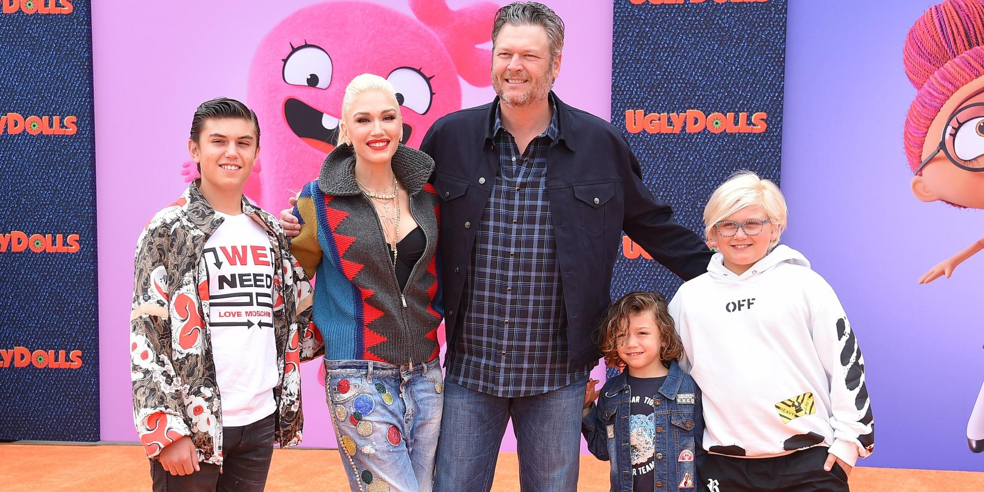 blake shelton gwen stefani quit fame for family