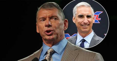 Ex-XFL Commissioner Wants $24M From Vince McMahon After Firing