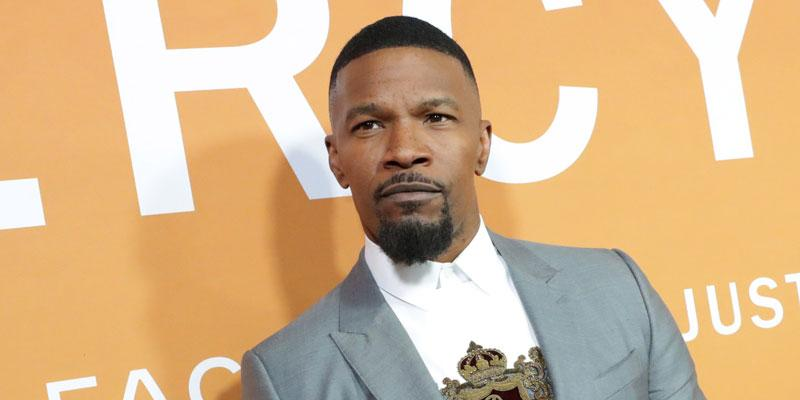 Jamie Foxx & More Show Out At 'Just Mercy' LA Screening